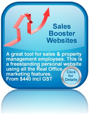 Real Estate Marketing Website Agent Micro Site