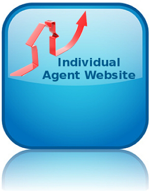 Real Estate Individual Agent Website